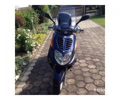 Italjet Millenium 125 ccm