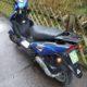 Verkauf vom Motorroller YIYING YY50QT-6 gedrosselt auf 30km/h