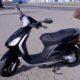 Roller Derbi Boulevard 50 T2, schwarz, 45 Km/h, zugelassen für 2 Personen