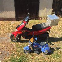 Roller verkaufen