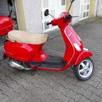 Vespa LX 125 zu verkaufen