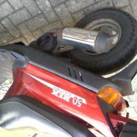 verkauf von gebrauchtem Rex 50 Roller