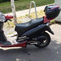 Biete wangye phoenix wy50qt-7a motorroller 50ccm