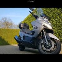 Kymco Myroad 700i - Maxi Roller - TOP Preis