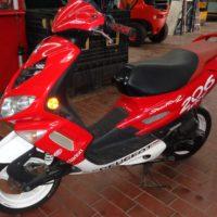 Verkauf eines Rollers, Marke Peugeot Speedfight 2, 50 ccm, Baujahr 2004 fahrbereit aber abgemeldet.