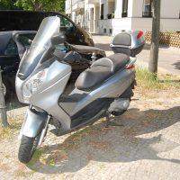 Roller Honda S-Wing 125ccm