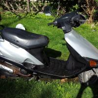 Honda SJ Bali