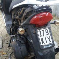 Roller nach einem Unfall zu Verkaufen