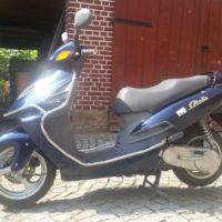 Otello Daelim 125cc
