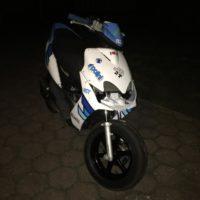 Yamaha Jog RR Tuning Malossi-Polini-Stage6 80ccm