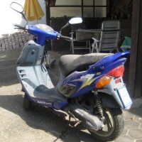 Roller Adly TB 50