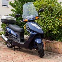 gebrauchter Motorroller Daelim