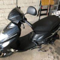 Flex Tech Motorroller »Cityleader«, 50 ccm     nur 187km